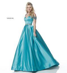 Sherri Hill 51613  - International Prom Association Dresses #promdress