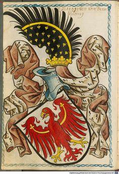 Wappen der Markgraf von Brandenburg