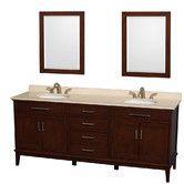 "Found it at Wayfair - Hatton 80"" Double Bathroom Vanity Set"