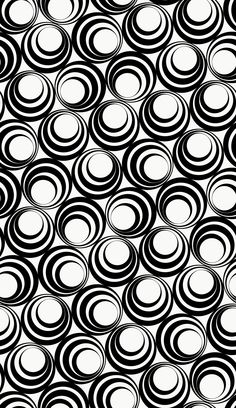 Pattern Design Retro - possible tangle pattern? Graphic Patterns, Geometric Patterns, Geometric Designs, Geometric Art, Print Patterns, White Patterns, Circle Pattern, Pattern Art, Abstract Pattern