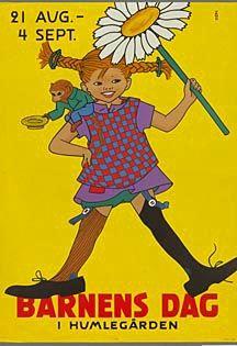 Grattis Pippi! | Vardagstryck