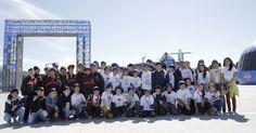 Los ganadores de la Copa YPF viajaron a Buenos Aires | Malargüe a Diario