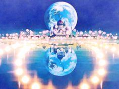 Silver Millennium Moon Kingdom
