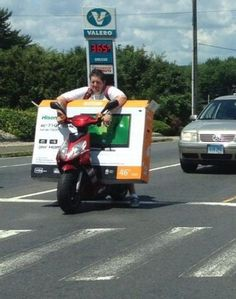 No need to pay for delivery