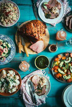 A Christmas Feast (Souvlaki For The Soul)