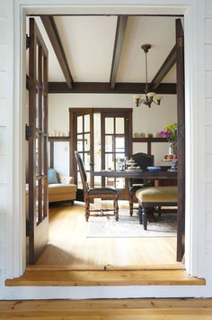 Jill & Chris' Beautiful Prairie-Style Craftsman Home