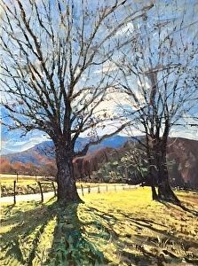 November Eleven by Joe Parrott in the FASO Daily Art Show