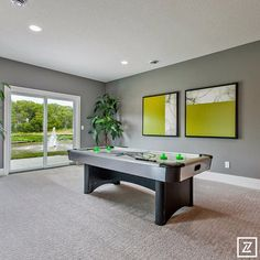 Twin Cities Artisan Home Tour by Parade of Homes - NIH Homes Gameroom