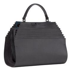 Zaha Hadid Layered Handbag for Fendi