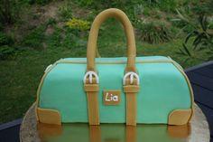 Handbag Cake   April 2016 Cakes, Pies, Pastries, Torte, Cookies, Animal Print Cakes, Layer Cakes, Cake