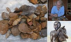 Mystery of Indonesia's first inhabitants who made stone tools #DailyMail
