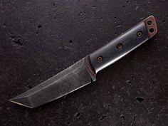 Custom Tanto Knife 157