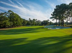 The 2017 Wells Fargo Championship will be held in coastal Wilmington N.C. at Eagle Point Golf Club on May 1-7 2017. Located just north of downtown Wilmington and Wrightsville Beach several TOUR players are fans of the Tom Fazio-designed course that is currently ranked among the Top 100 Golf Digest courses in America. This marks the first time a PGA TOUR event has been played in Wilmington since the Azalea Open was held at Cape Fear Country Club from 1949 to 1971.   Visitors can get inspired…