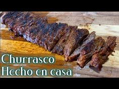 Cooking Time, Cooking Recipes, Pork, Beef, Dishes, Youtube, Cook, Skirt Steak Recipes, Cast Iron Skillet