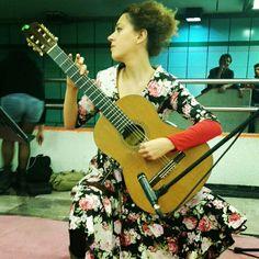 Presentación de guitarra