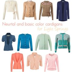 Neutral and basic color cardigans for Light Springs by thirtysomethingurbangirl on Polyvore featuring BOSS Hugo Boss, Sophie Theallet, WearAll, Burberry, Hobbs, Miss Selfridge, Aventura, basic, lightspring and wardrobeessentail