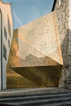 Janus, Extensión del Museo Rapperwil-Jona en Suiza / :mlzd