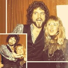 """Stevie: """"When I first met him, he was going with somebody and so was I, but I fell totally in love with him. I was captivated."""" - Arizona Living Magazine, September 1983"""