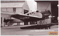 Junker f 13 de SCADTA, el huila -2 Luftwaffe, Old Commercials, Flying Boat, Fighter Jets, Aviation, Aircraft, Airplanes, World, Airports