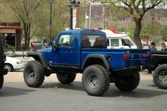 cute and bad ass, how is that possible? The  TJ Brute by AEV
