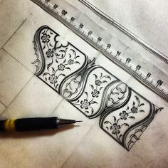 DILARA YARCI — Start to new #design ✏ #drawing #working #artwork...