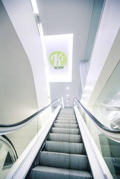 Escalator #kebody #kebodypalestre #kebodymilano
