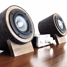 Jack Terrier Speakers by Well Rounded Sound   MONOQI