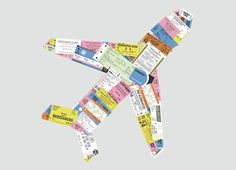 """""""Ticket To Ride"""" - Threadless.com - Best t-shirts in the world $9.95"""