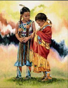 Native Americans Children