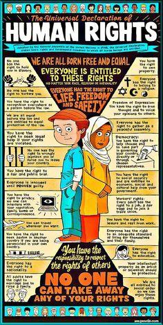 Human rights ♡
