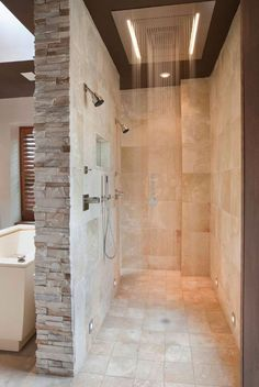 Home Decorating Ideas Bedroom Master bathroom, walk through shower. YES! Home Decorating Ideas Bedroom Source : Master bathroom, walk through shower. YES! by Share Bad Inspiration, Bathroom Inspiration, Furniture Inspiration, Writing Inspiration, Interior Inspiration, Dream Bathrooms, Beautiful Bathrooms, Rustic Bathrooms, Luxury Bathrooms
