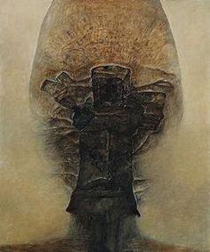 Sans titre 305 - (Zdislav Beksinski)