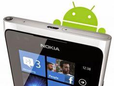 freelance80 free your space: Microsoft lancia uno smartphone Nokia con Android?...
