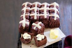 Give in to charming choc concoctions - it's time to sit back and enjoy the Easter season!