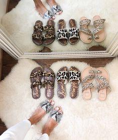 Flat Mules, Designer Sandals, Miu Miu Ballet Flats, Shoes Sandals, Beaded Bracelets, Women, Fashion, Moda, Fashion Styles