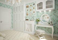 Дизайн квартиры в стиле прованс фото - 17