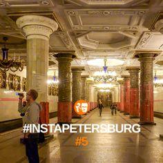 Sankt Petersburg: Stacja Avtovo - Podróżniccy.com