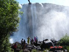 Image result for Vazhachal Falls