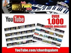 Over 1000 Free Piano Lessons For Adults On YouTube! - YouTube