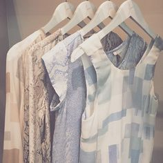 Pastels taking over Joie Melrose.