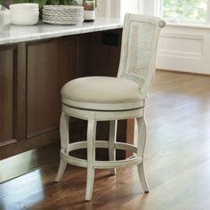 Julien Armless Counter Stool