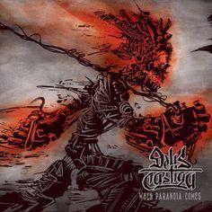 brutalgera: Deus Castiga - When Paranoia Comes (EP) (2014), De...