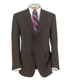 Classic Collection 2 Button Tailored Fit Sportcoat CLEARANCE