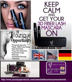 finally we have a launch date for germany 1st august if your looking to start your own business in germany selling & promoting younique products for more information get in touch