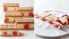 Wrap up these sweet treats! Make Gesine Bullock-Prado's almond toffee, Polka Dot Cheesecake Bars, Cherry Pralines