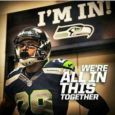 Seattle Seahawks - Earl Thomas We're all in this together