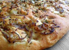 Martin Škoda | čerstvá focaccia No Salt Recipes, Russian Recipes, Vegetable Pizza, Glutenfree, Food And Drink, Pasta, Bread, Baking, Inspiration