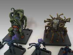 Call of the Wild miniatures, all painted! - Mansions of Madness - FFG Community