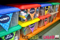 Time to Reorganize: Tips From Two Teachers