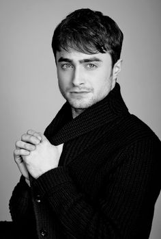 Daniel Radcliffe photographed by Eric Ray Davidson (2013)